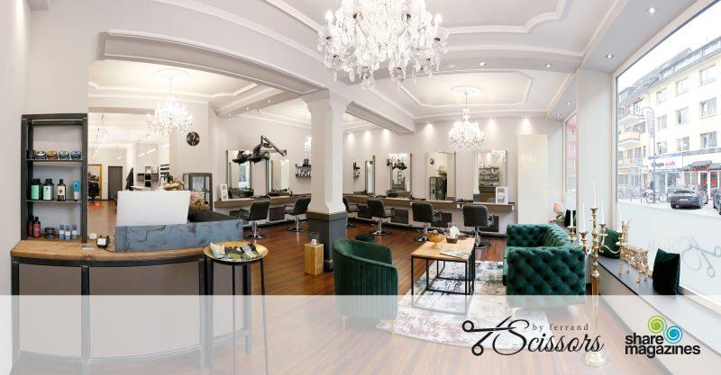 Ein individueller Service für zufriedene Kunden – sharemagazines als neue Location für Friseure & Beauty