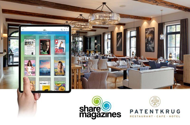 Oldenburgs Gastronomie wird digital – sharemagazines im Patentkrug