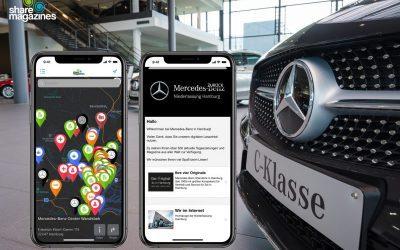 Unsere Location des Monats: Die Mercedes-Benz Niederlassungen in Hamburg