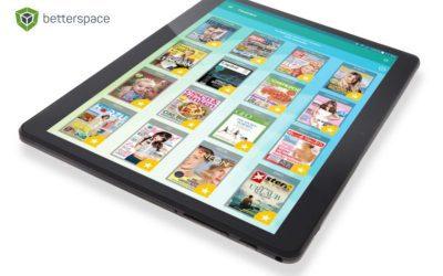 Neue Kooperation: Betterspace und sharemagazines