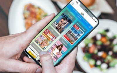 Digitale und nachhaltige Entertainmentlösung für die Gastronomie