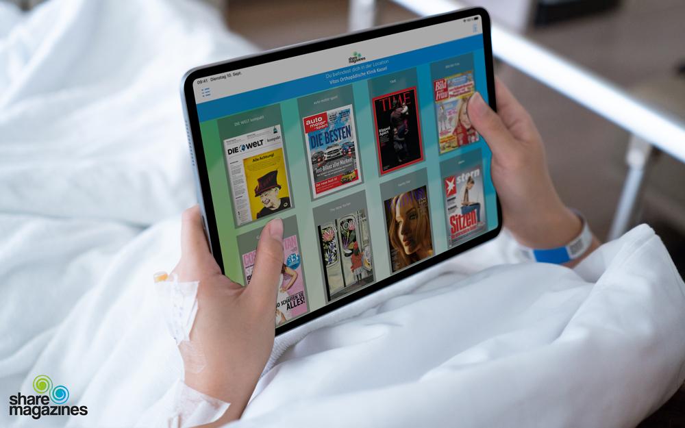 Neue Kooperation mit Ondamedia als digitales Gesamtpaket für das Gesundheitswesen